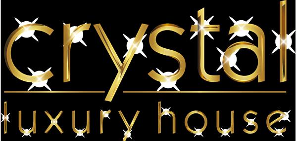 logo crystal luxury house