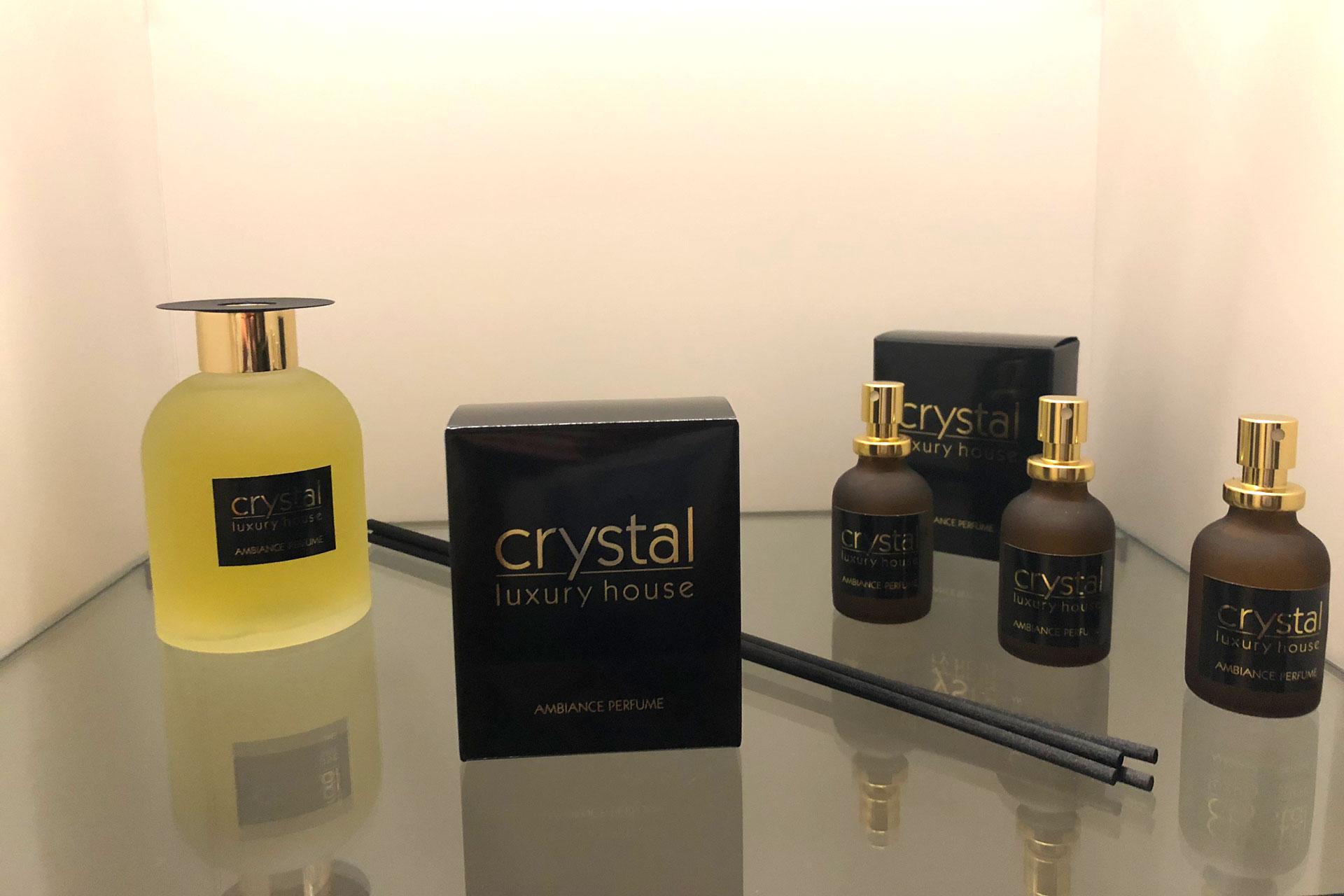profumo-ambiente crystal luxury house